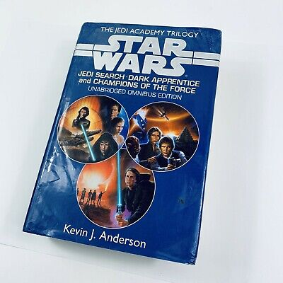 Star Wars: Jedi Academy Trilogy Omnibus, Kevin J. Anderson