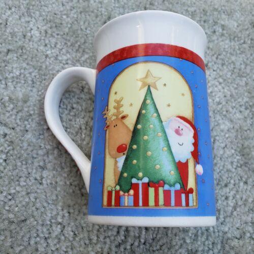 "royal norfolk Jamie Hearne Christmas Mug 4.75"""
