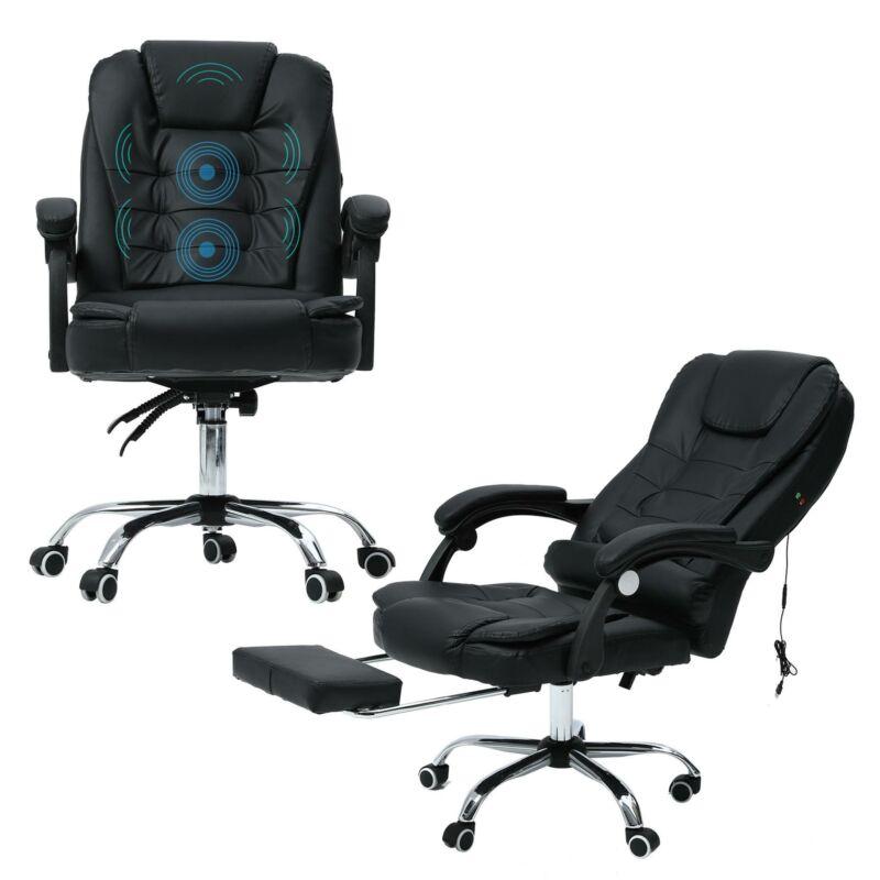 Bürostühle Chefsessel Schreibtischstuhl Drehstuhl Kunstleder Drehstühle Massage