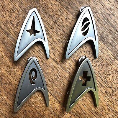 Star Trek Pin Beyond Uniform Metall Abzeichen Cosplay Kostüm NEU