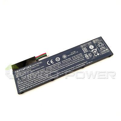 Genuine AP12A3i Battery for Acer Aspire M3 M3-481TG M3-581TG M5 M5-481TG AP12A4i