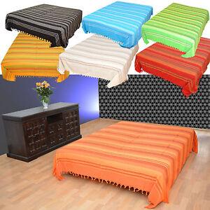 tagesdecke xxl sofa berwurf bett berwurf wohndecke nepal morocco baumwolle decke. Black Bedroom Furniture Sets. Home Design Ideas