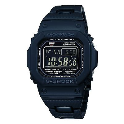 Casio G-Shock GW-M5610BC-1JF Tough Solar Radio Multiband 6 Men's Watch
