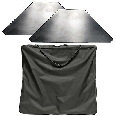 American DJ Pro Event Table Carry Bag + Shelves Accessories Pack Used
