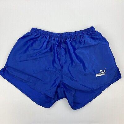 sprinter PUMA shorts oldschool vintage retro running sports jogging 90's | A53