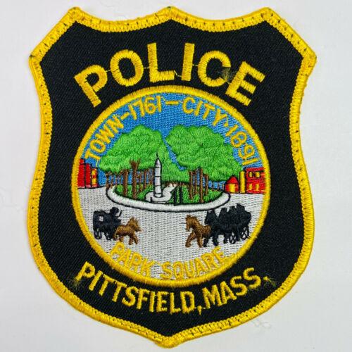Pittsfield Police Berkshire County Massachusetts MA Patch A7E