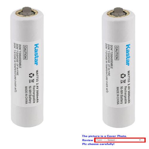 Kastar NiMH 3000mAh Battery for Skil 2105 2610910904 2610910935 Skil Twist Drill