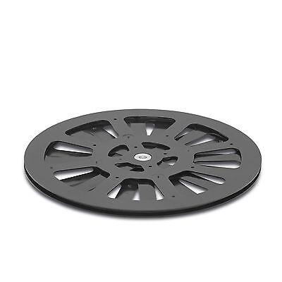 Leichter Drehkranz 320mm Kunsstoff schwarz B-Ware