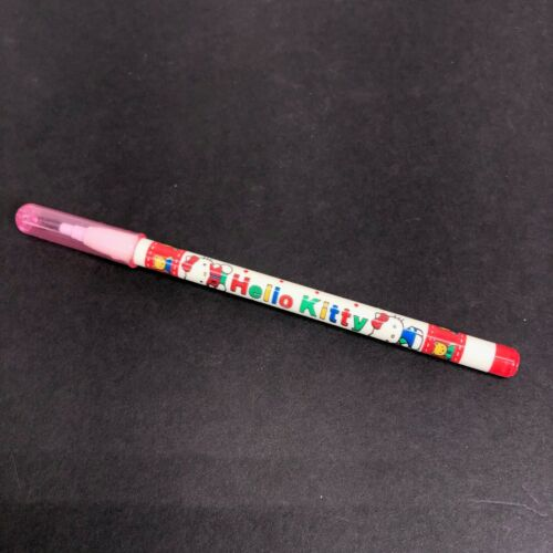 Vintage Hello Kitty Stacking Point Pencil 1992 Sanrio Co. Rare Lead Pencil