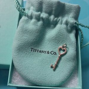 Tiffany key pendant