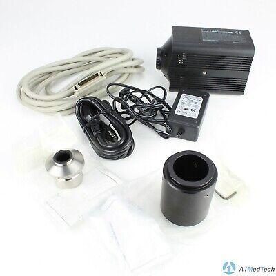 Diagnostic Instruments Spot Insight Color Ccd Camera Model3.2.0 W Dbx D10nlc