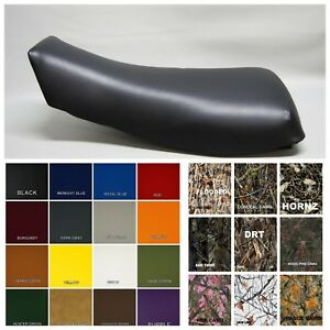 Arctic Cat Seat Cover 500 4x4  998 1999 2000 2001 2002   in 25 COLORS or 2-tone
