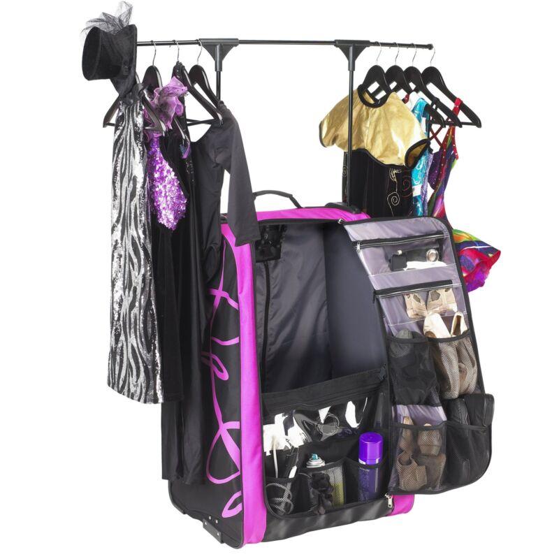 Dance Competition Bag Grit - Purple DT2 Dance Tower Bag