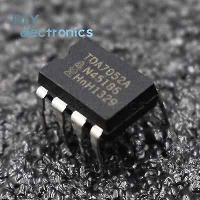 50pcs Tda7052a Tda7052an2 Tda7052an Audio Amplifier Encapsulationdip-8