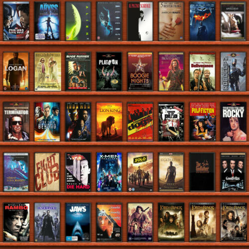DVD Sale Pick Choose Your Movies Lot Over 300 Top A+ Titles , BUY MORE and SAVE
