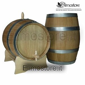 artisanat f t tonneau tonneaux de 10 litres bois ch ne neuf f ts de vin ebay. Black Bedroom Furniture Sets. Home Design Ideas