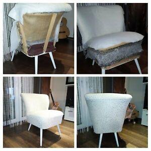 Mit nieten neu beziehen stuhl Stuhl neu