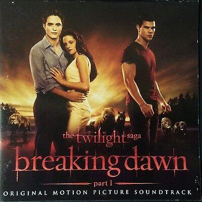 The Twilight Saga: Breaking Dawn Part 1 2011 original Motion Picture