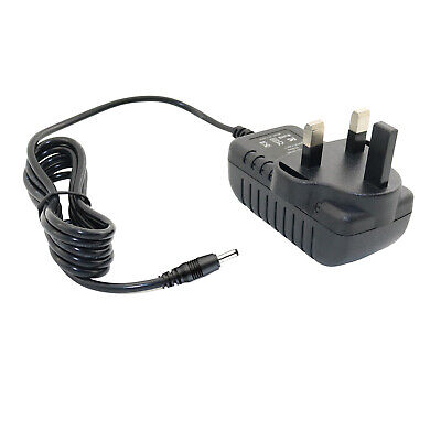 UK Lead AC/DC Power Adapter Charger for 7'' Inch Tablet Fuhu NABI NABI 2 NV7A for sale  Shipping to Ireland