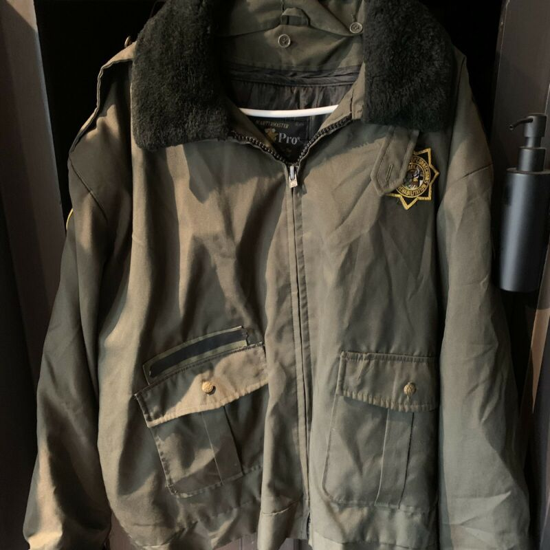 california department of corrections Winter Jacket