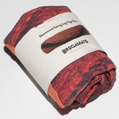 Downward-Facing Log Yoga Bag 100% Cotton by BroGamats