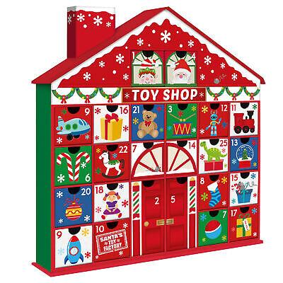 Giocattolo Negozio Casa Natale Calendario Avvento - Aggiungi il Tuo Delizie
