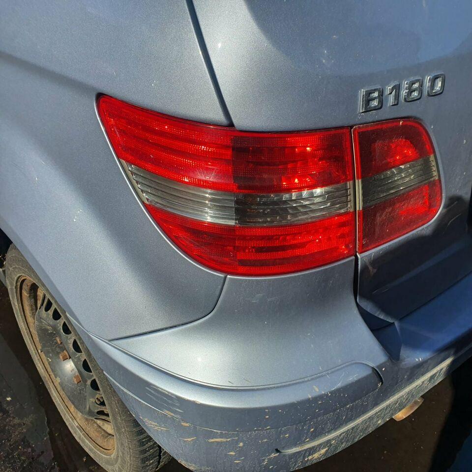 Ersatzteile Mercedes B 180 CDI Motor 640940 Getriebe 711640 in Schwabmünchen