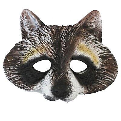 Rocket Raccoon Halloween Costume (Adult Raccoon Rocket Guardian Of The Galaxy Halloween Costume Foam Eye)