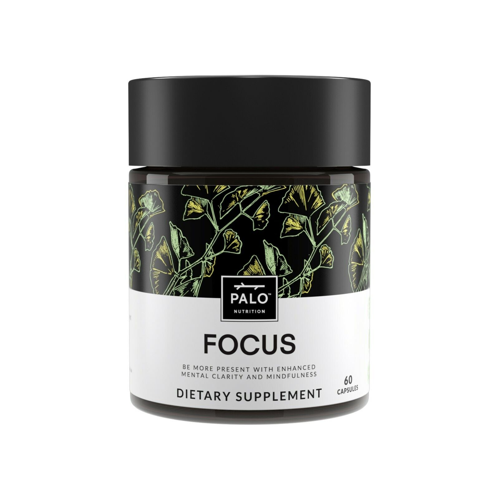 Brain Booster Nootropic for Memory Focus & Concentration Pills Supplement