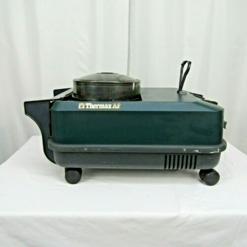 Thermax AF 120 Vacuum Steamer Home Environment Cleaning System Green Canister