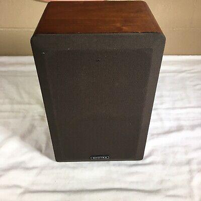 Vintage Acutex MTS / 3 Monitor Bookshelf Speaker Audiophile Good Condition