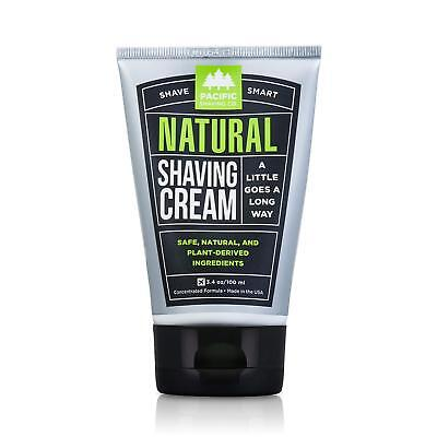 Pacific Shaving Company Natural Shaving Cream,Best Shave Cream for Men and (Best Shaving Cream For Women)