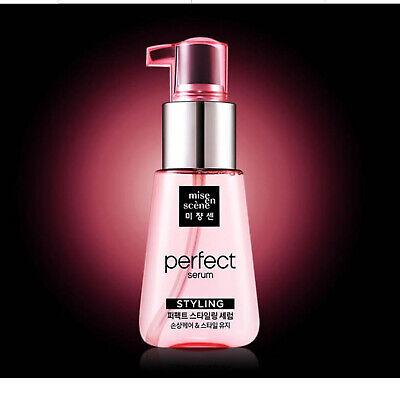 Mise en Scene Perfect Styling Hair Serum 70ml All day Style Repair K-Beauty Kore