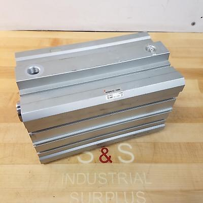 Smc Ecdq2b125-150dc Large Bore Compact Pneumatic Cylinder - Used