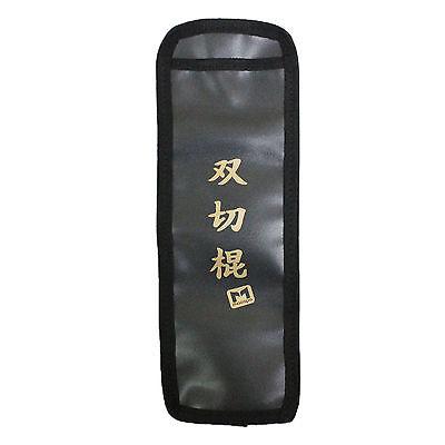 Nunchaku Bag Nunchuck Case Adjustable Shoulder Straps Easy Carry Store Name Slot