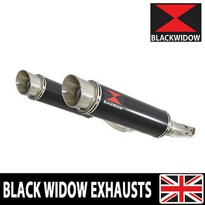 Z1000 SX 10-20 4-2 With Panniers Exhaust Silencers 360mm Black Stainless BG36R for sale  Shipping to Ireland