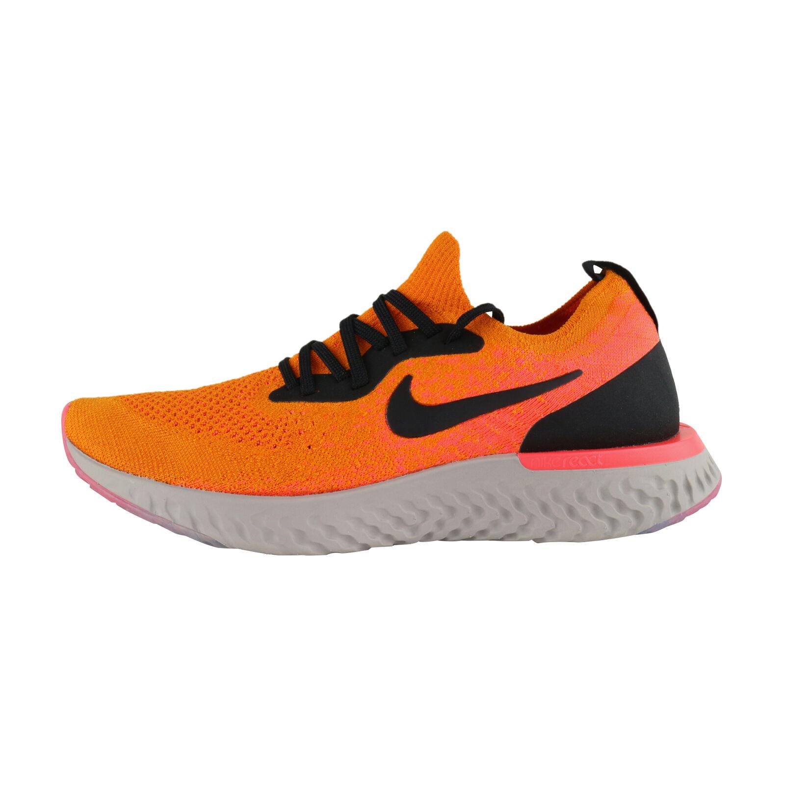 Kaufen Sie Nike Epic React Flyknit Laufschuhe Copper Flash