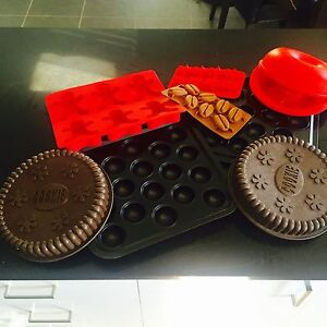 Collection of baking and cooking items Coomera Gold Coast North Preview