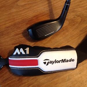 Taylor Made M1 Hybrid #4 (21) droitier/right hand