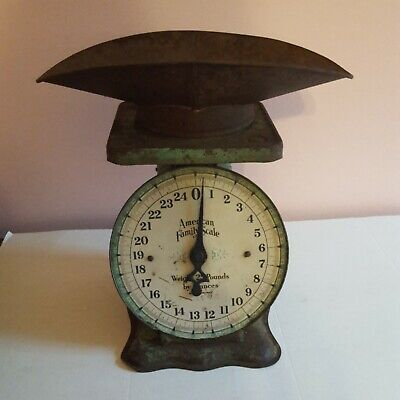 simple and effective. This primitive egg scale is unusual