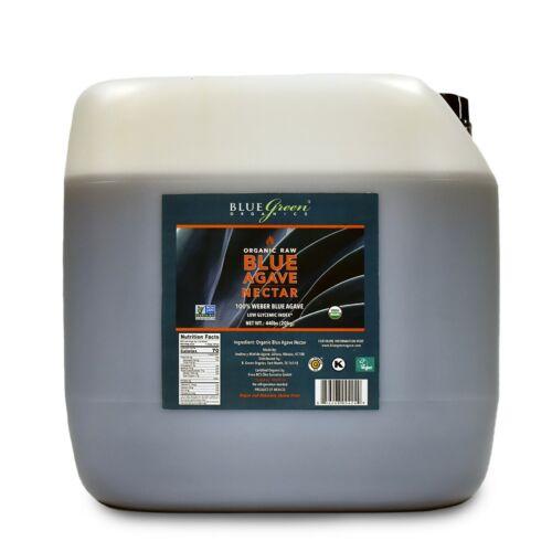 Organic Raw Blue Agave Nectar 4 Gallon