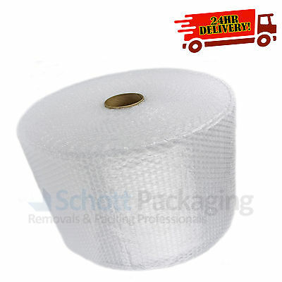 500mm x 50m Roll of Quality CUSHION LARGE BUBBLE WRAP