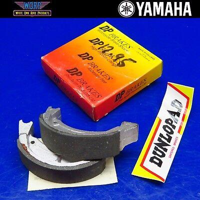 DP 9141 BRAKE SHOES FOR YAMAHA JOG CHAMP RIVA RAZZ CA50 SH50 CE50 CG50