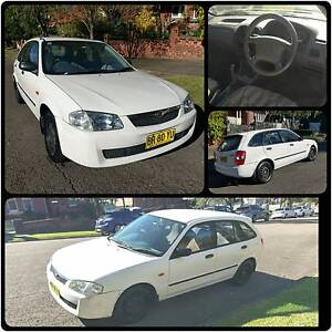 **MANUAL** MAZDA 323 Hatchback Cammeray North Sydney Area Preview