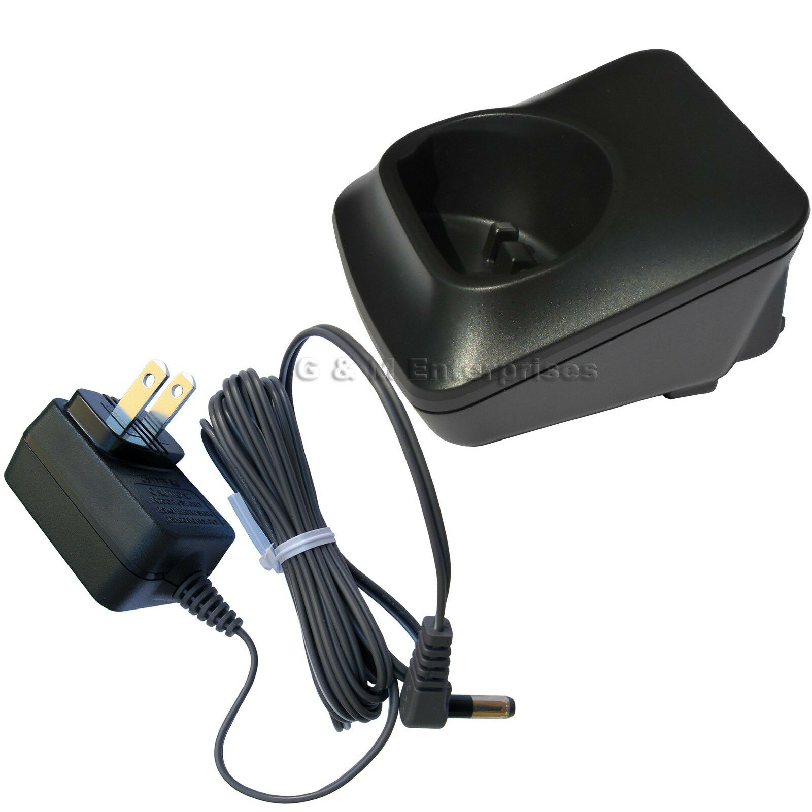 Panasonic Pnlc1029zm Charge Stand + Pnlv226z Ac Adapter F...
