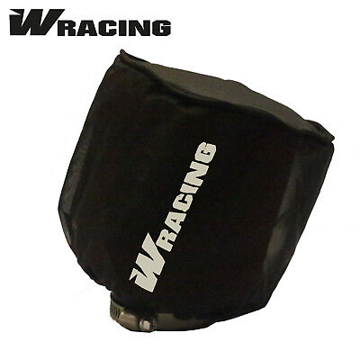 Pitbike W Racing Air Filter Cover Black Water-resistant CW Bikes Pit Bike Dirt