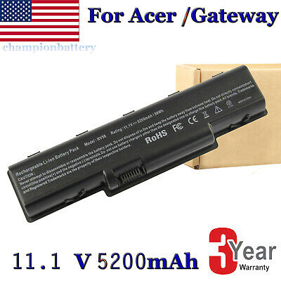 Battery for Acer Aspire 5517 5532 AS09A31 AS09A36 AS09A41 Gateway NV58 NV52