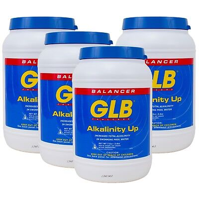 GLB Alkalinity Up (7.5 lb) (4 Pack)