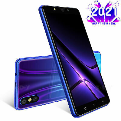 Android Phone - 2020 New Android Cheap Cell Phone Factory Unlocked Smartphone Dual SIM Quad Core
