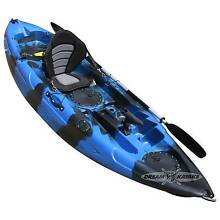 DREAM CATCHER 3 Fishing Kayak - FREE Seat, Paddle, 5 Rod Holders Belmont Belmont Area Preview